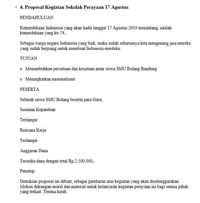 contoh proposal f&b 2