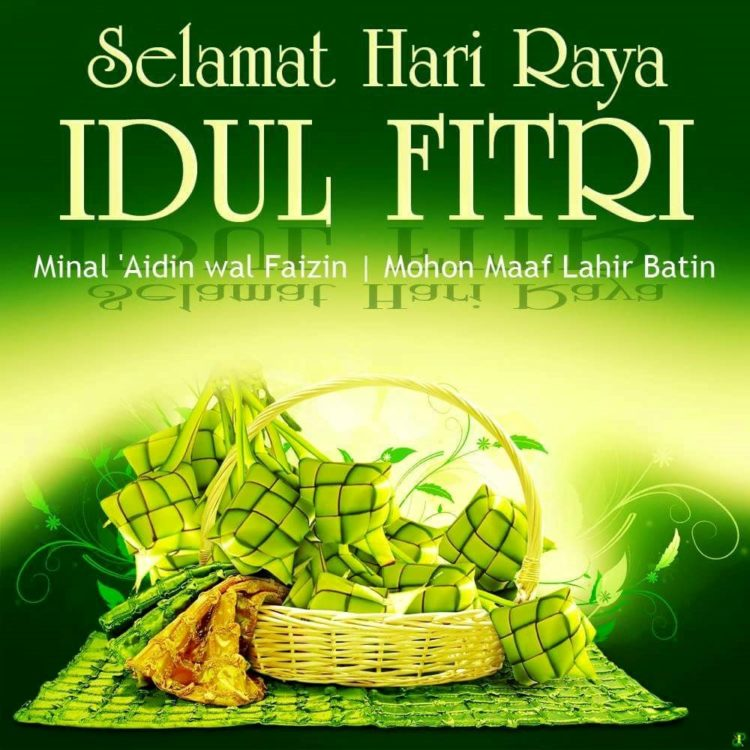 Idul Fitri Doa 1 Syawal