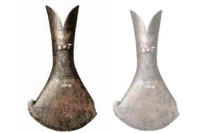 peninggalan manusia purba pada periode perundagian atau bisa juga disebut zaman logam