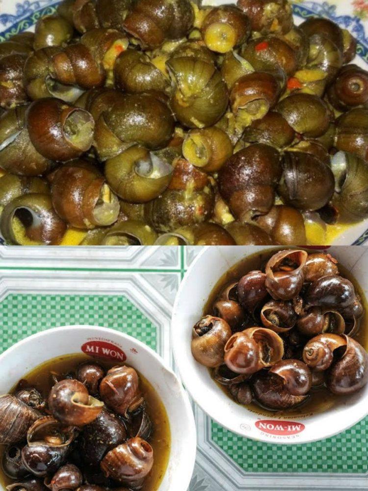 makanan khas purwokerto Kraca terbuat dari