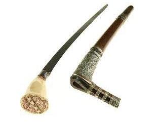 siwah adalah senjata tradisional aceh