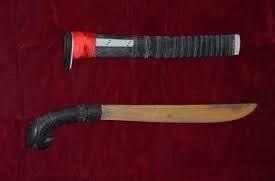 golok sulangkar adalah senjata tradisional banten