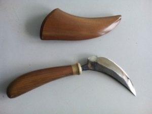 pisau raut adalah senjata tradisional jakarta