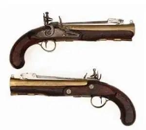 blunderbuss adalah senjata tradisional riau