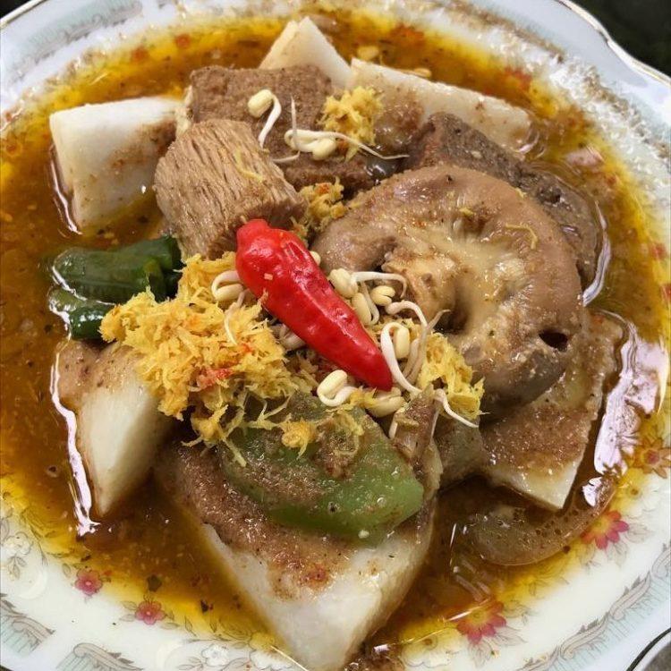 ini adalah makanan khas madura