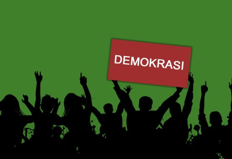 Pengertian Demokrasi Cover