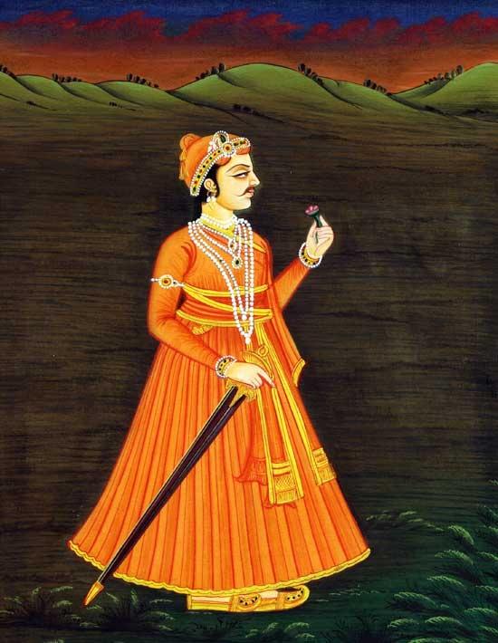 riwayat kerajaan mughal