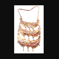 foto kalung robyong tari bambangan cakil