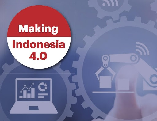 penjelasan program making indonesia 4.0 revolusi industri 4.0