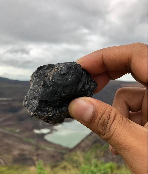 Gambar Jenis Batuan Bara