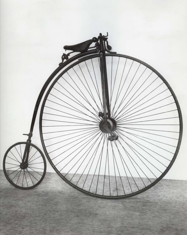 jenis sepeda penny-farthing